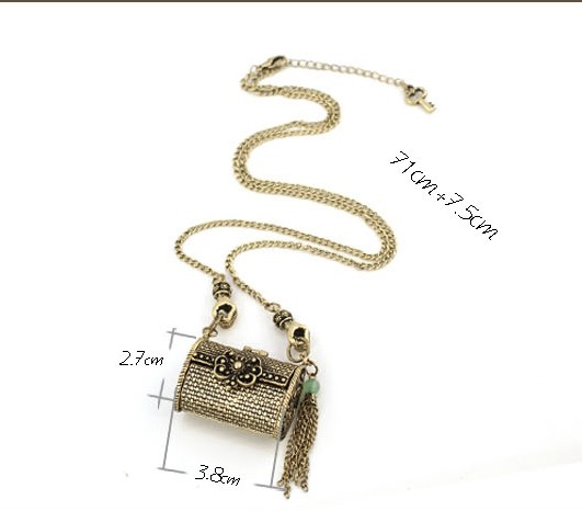 Package necklace