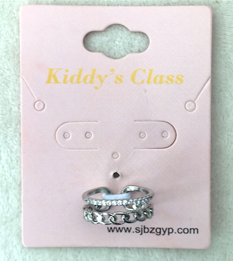 kiddy's Class ring